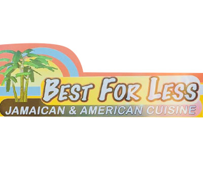 Best For Less Jamaican Jerk Logo