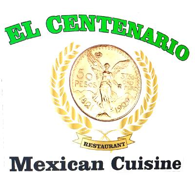 El Centenario Restaurant Mexican Cuisine Logo