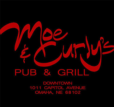 Moe and Curly's Pub and Grill Logo