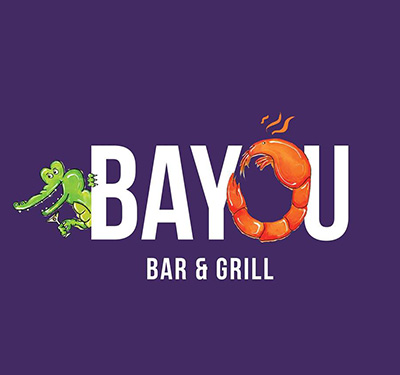 Bayou Bar and Grill Logo