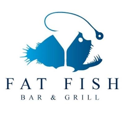Fat Fish Bar and Grill Logo