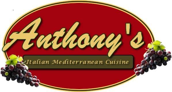 Anthony's Italian and Mediterranean Cuisine Logo