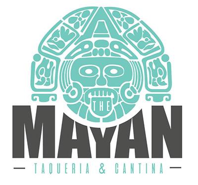 The Mayan Taqueria and Cantina Logo