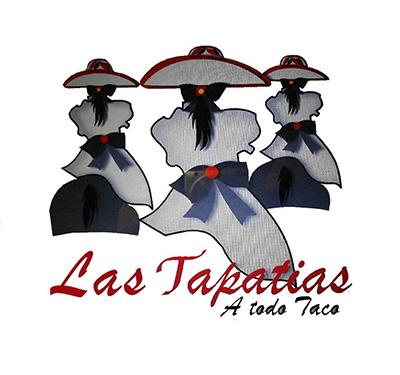Las Tapatias A Todo Taco Logo