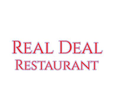 Real Deal Restaurant Logo
