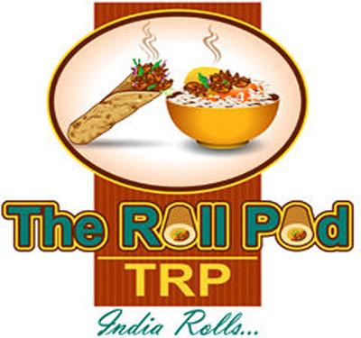 The Roll Pod Logo