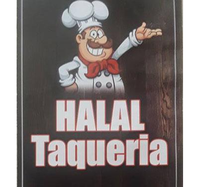 Halal Taqueria Logo