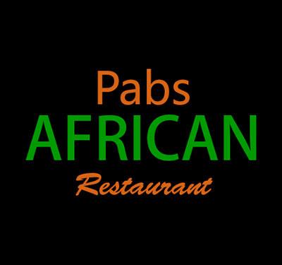 PABS African Restaurant Logo