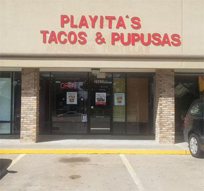 Playita's Restaurant Logo