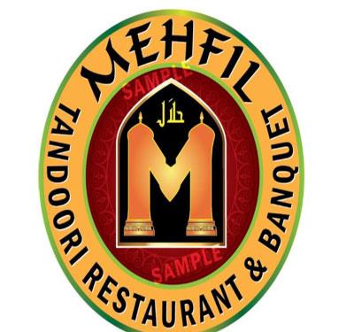 Mehfil Restaurant Logo