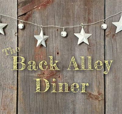 Back Alley Diner Logo
