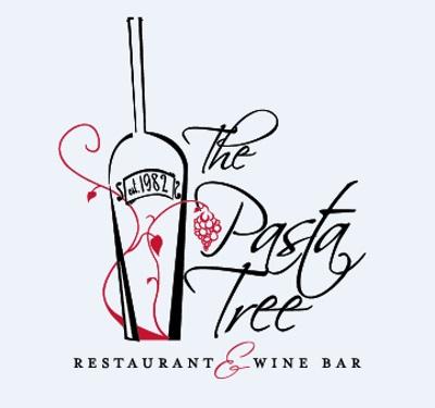 The Pasta Tree Restaurant and Wine Bar Logo