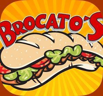 Brocato's Sandwich Shop Logo