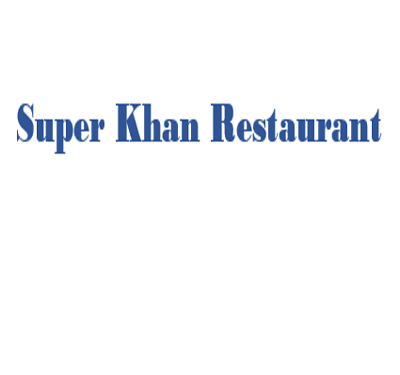 Super Khan Restaurant Logo
