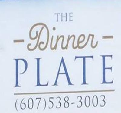 The Dinner Plate Logo