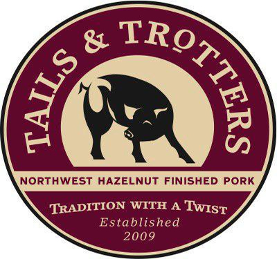 Tails & Trotters Logo