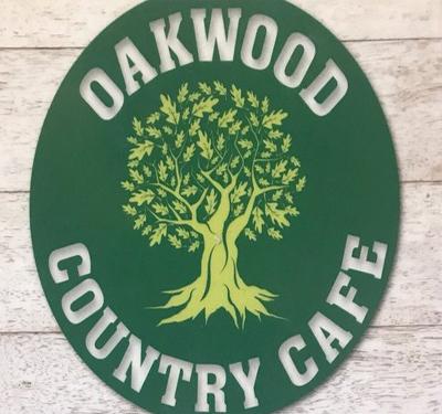 Oakwood Country Cafe Logo