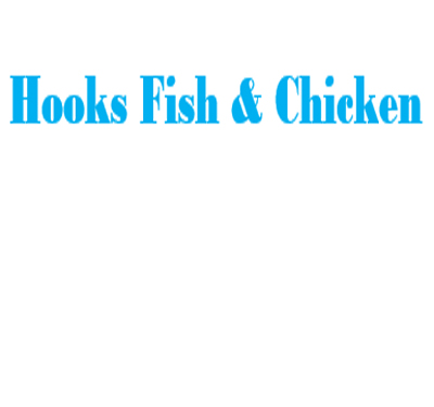 Hooks Fish & Chicken Logo