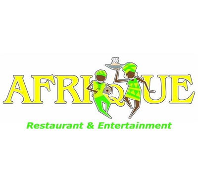 Afrique Restaurant Logo