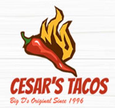 Cesar's Tacos Logo