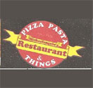 Michelangelo's Pizza Pasta & Things Logo