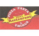 Clino's Pizza Pasta & Things Logo