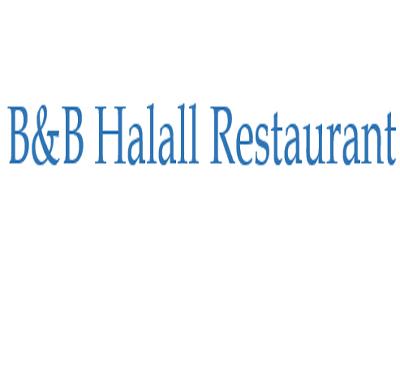 B&B Halall Restaurant Logo
