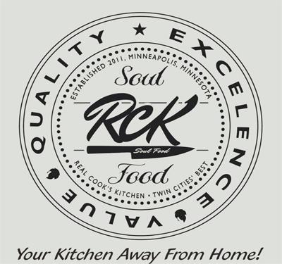 RCK Soul Food Restaurant Logo