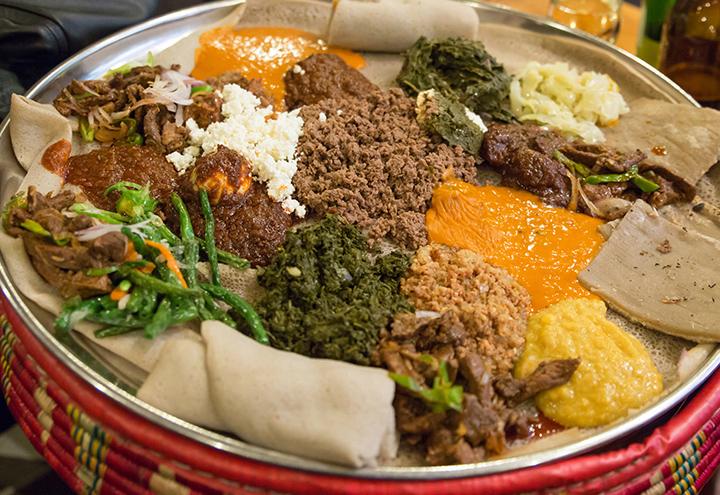 Fasika Ethiopian Restaurant in Sioux Falls, SD at Restaurant.com