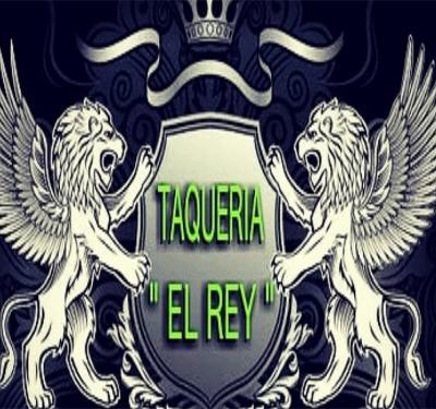 """Taqueria """"El Rey"""" Logo"""