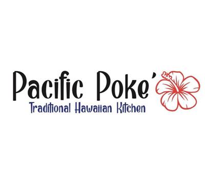 Pacific Poke' Logo