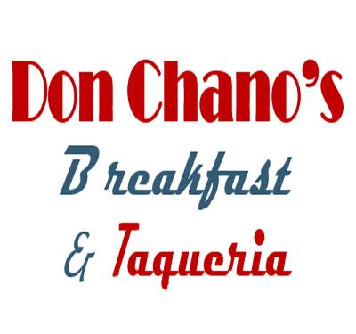 Don Chano's Taqueria Logo