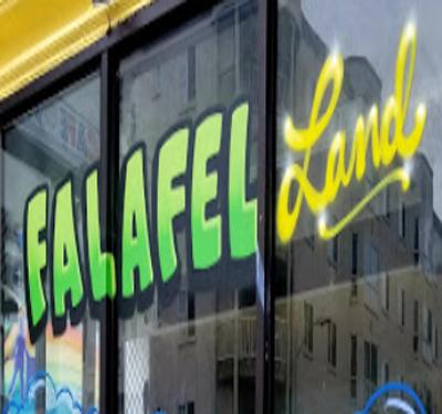 Falafelland Logo
