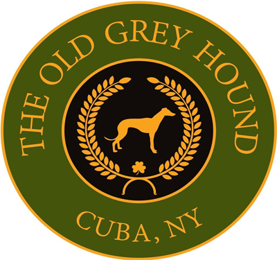 The Old Grey Hound Logo