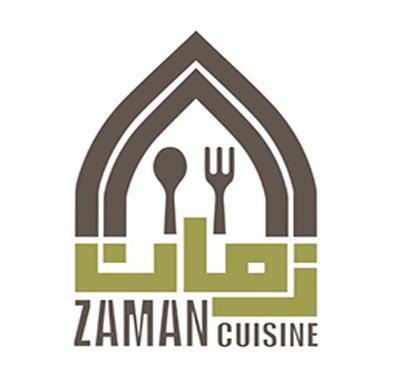 Zaman Cuisine Logo