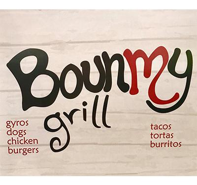 Bounmy Grill Logo