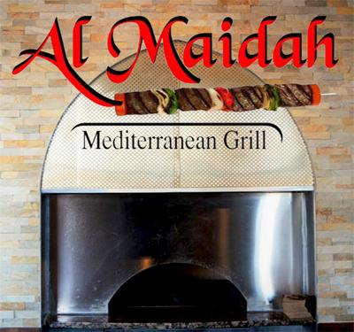 Al Maidah Mediterranean Grill Logo