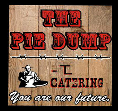 The Pie Dump & TL Catering Steakhouse Logo