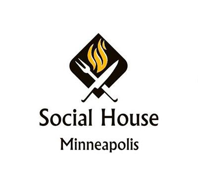 Social House Restaurant & Lounge Logo