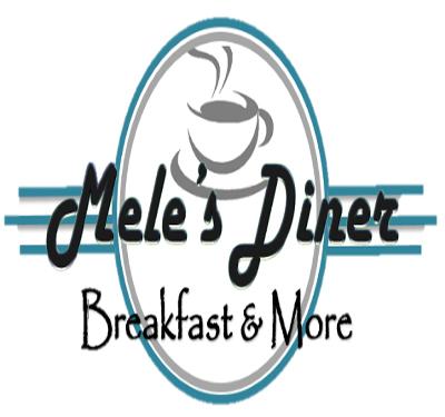 Mele's Diner Logo
