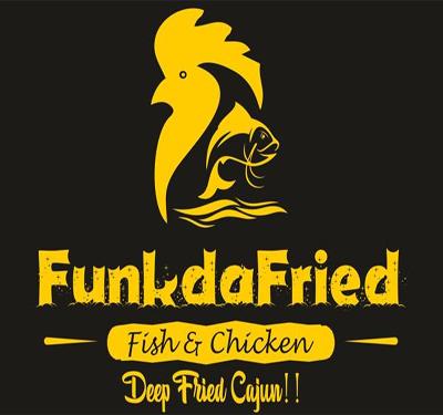 Funk Da Fried Fish & Chicken - Skillman Logo