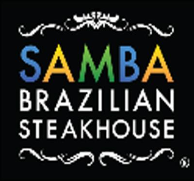 Samba Brazilian Steakhouse - Universal City Logo