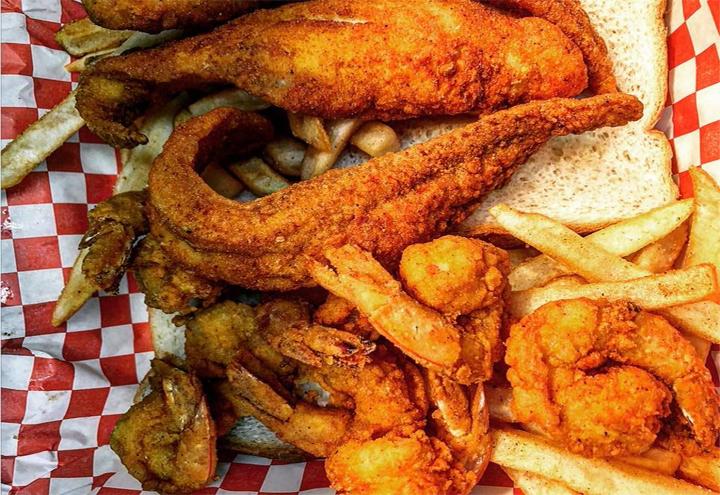 Funk Da Fried Fish & Chicken - Spring in Dallas, TX at Restaurant.com