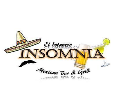El Botanero Insomnia Mexican Bar & Grill Logo