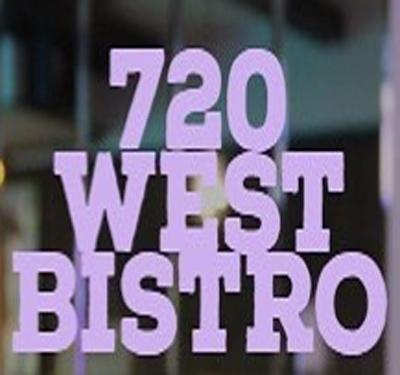 720 West Bistro Logo