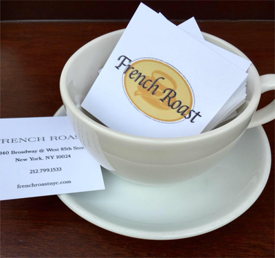 $10 Gift Certificate For $4 at French Roast.
