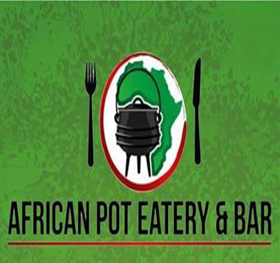 African Pot Eatery & Bar Logo