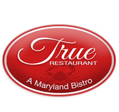 True Restaurant - A Maryland Bistro Logo