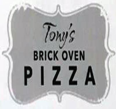 Tony's Brick Oven Pizza Logo