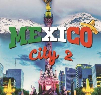 Mexico City 2 Logo
